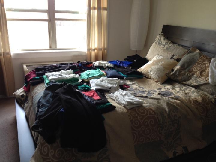 packing take 1