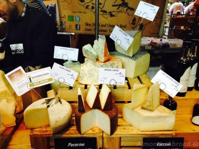Borough Market 4 Almontes Abroad