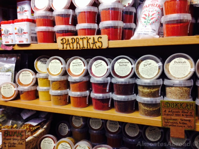 Borough Market 5 Almontes Abroad