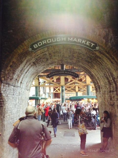 Borough Market 6 Almontes Abroad