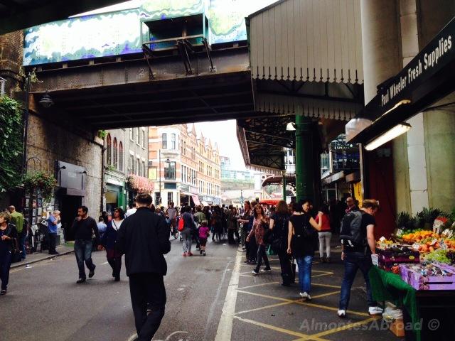 Borough Market 7 Almontes Abroad