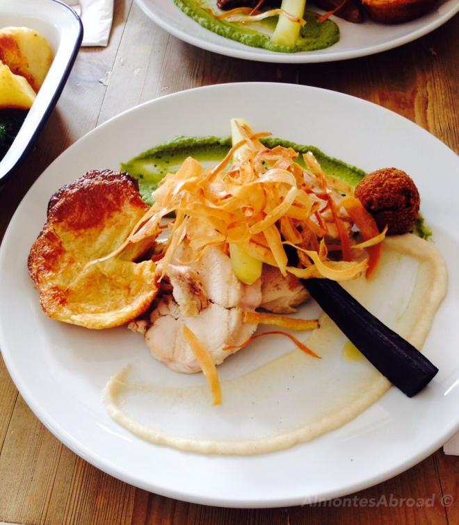 Sunday Roast Almontes Abroad