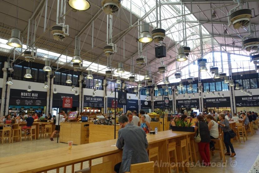 Mercado da Ribeira Almontes Abroad